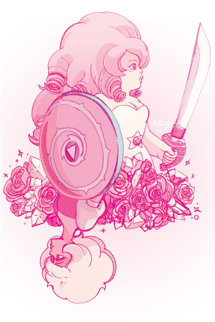 Pink does more than you think. Available as a sticker up on my store!