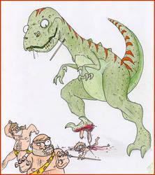 Dino CRUNCH!