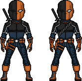 Teen Titans movie Deathstroke by HeroStar35743