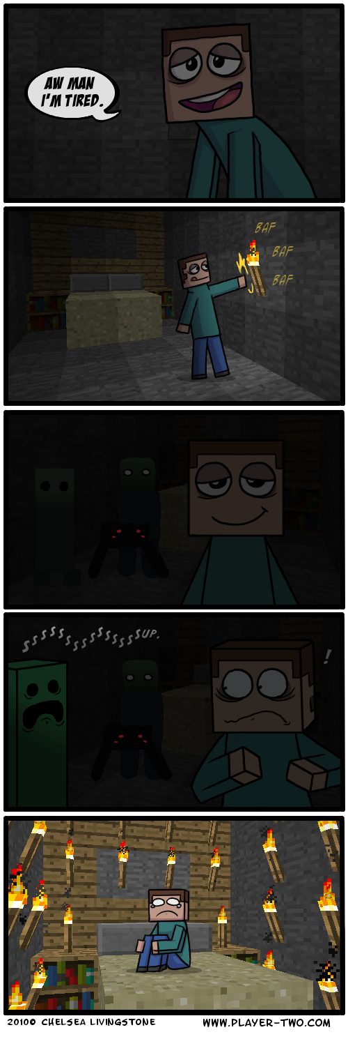 [Immagine: minecraft___nights_by_cherushii-d33bq3e.png]