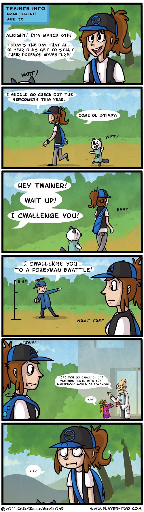 Pokemon Preschool