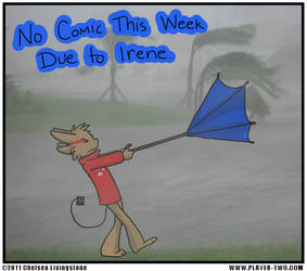 Hurricane Irene - No comic