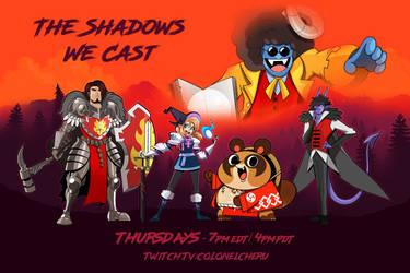 The Shadows We Cast promo