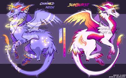 [CLOSED] Adopt - Chained Moon/ Sunburst