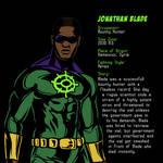 Champions Eternal -  Jonathan Blade