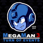 Mega Man 3 - Turn of Events - Release Picture