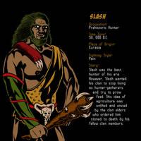 Champions Eternal - Slash