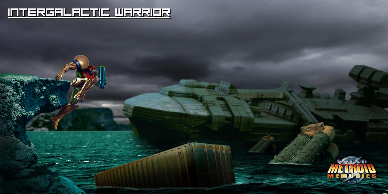 Super Metroid Memories - Intergalactic Warrior by Hyde209