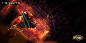 Super Metroid Memories - The Escape by Hyde209