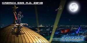 Strider Fall of the Grandmaster - Kazakh SSR
