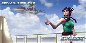 Strider Fall of the Grandmaster - Tong Poo