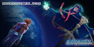 Strider Fall of the Grandmaster - Meio's Speach