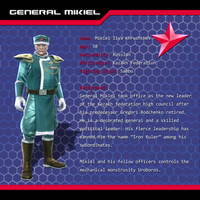 Strider Fall of the Grandmaster - Mikiel Profile by Hyde209