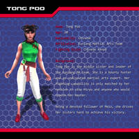Strider Fall of the Grandmaster - Tong Poo Profile by Hyde209