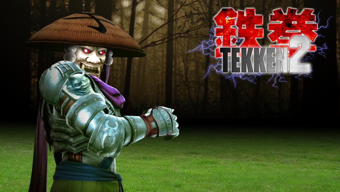 TEKKEN 2 - Yoshimitsu the Space Ninja by Hyde209 on DeviantArt