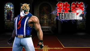 TEKKEN 2 - King the Luchador Priest