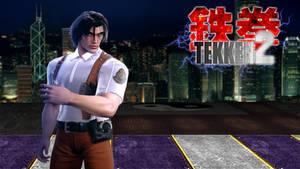 TEKKEN 2 - Lei the Super Police