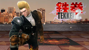 TEKKEN 2 - Paul the Hot-blooded Martial Artist