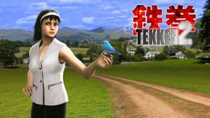 TEKKEN 2 - Jun the Chosen One