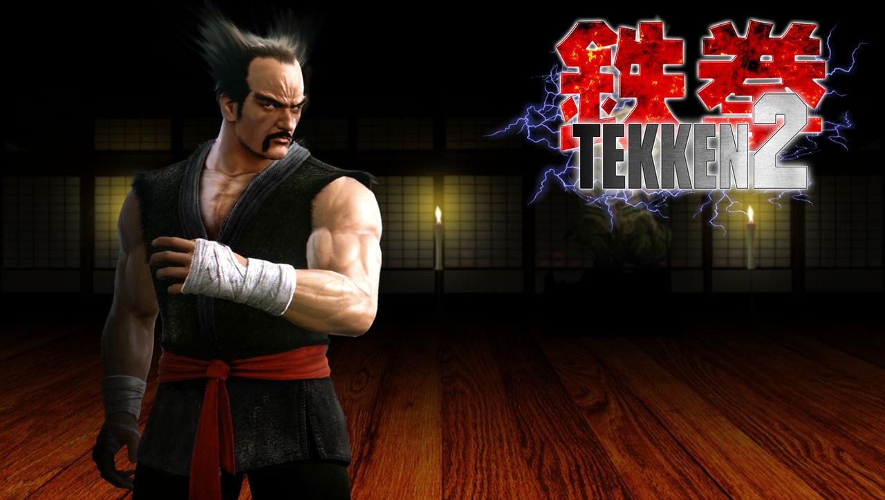 TEKKEN 2 - Heihachi the King of Iron Fist