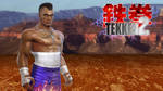 TEKKEN 2 - Bruce the Heavyweight Champion by Hyde209