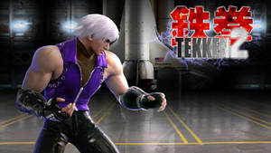 TEKKEN 2 - Lee the Silver Haired Demon