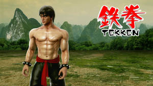 TEKKEN 1 - Marshall Law