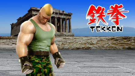 Jack Jack2 Gunjack Jack 5 Jack 6 On Tekken Art Club Deviantart