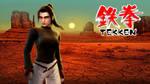 TEKKEN 1 - Michelle Chang by Hyde209