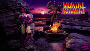 MK Tribute - Mileena the Monstrous Clone by Hyde209