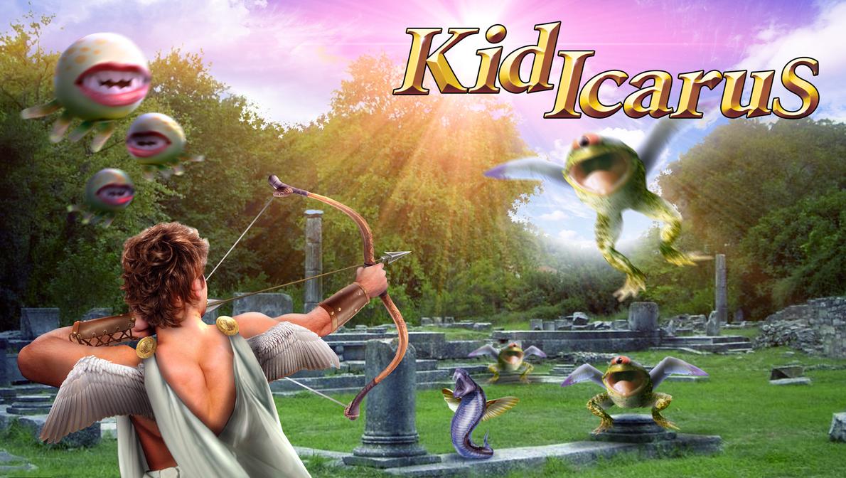 Kid Icarus by Hyde209