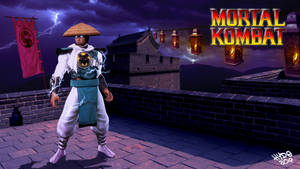 MK Tribute - Raiden the Thunder God