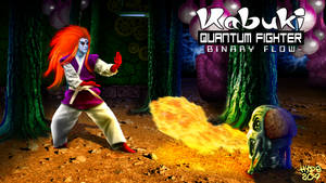 Kabuki Quantum Fighter - Quantum Mechanics