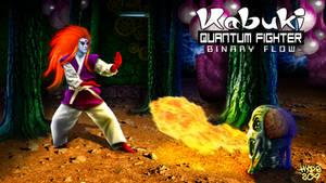 Kabuki Quantum Fighter - Quantum Mechanics