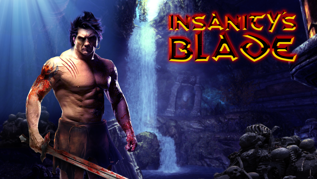 Insanity's Blade - Through the Dark by Hyde209