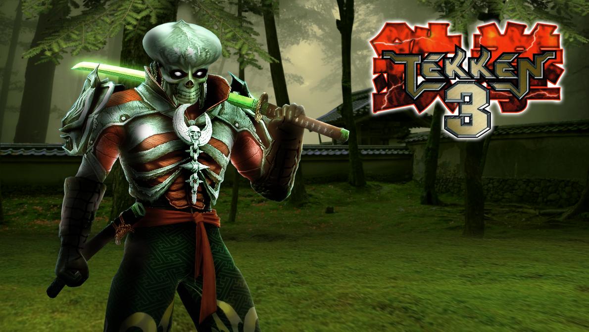 Tekken 3 - Yoshimitsu by Hyde209 on DeviantArt