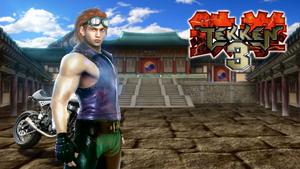 Tekken 3 - Hworang by Hyde209