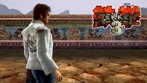 Tekken 3 - Forest by Hyde209