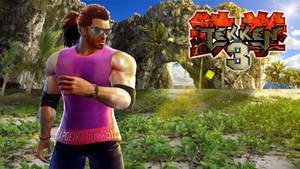 Tekken 3 - Eddy by Hyde209