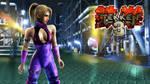 Tekken 3 - Nina by Hyde209