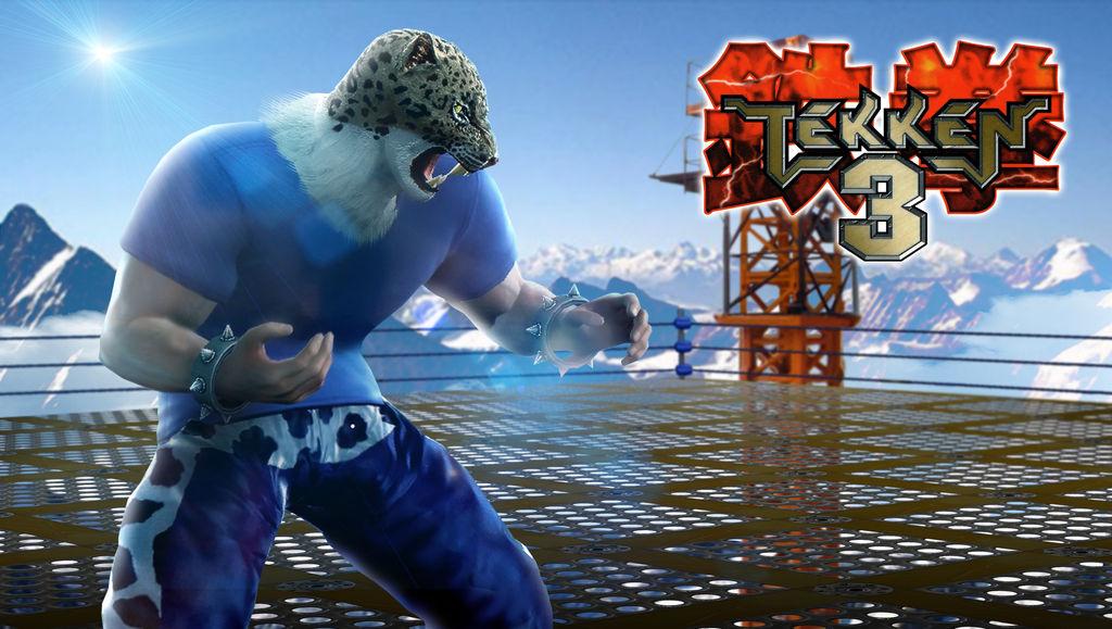 Tekken 3 - King by Hyde209 on DeviantArt