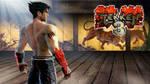 Tekken 3 - Jin by Hyde209