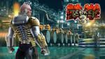 Tekken 3 - Gun Jack by Hyde209