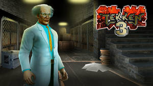 Tekken 3 - Dr Bosconovitch by Hyde209
