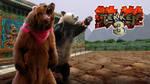 Tekken 3 - Kuma and Panda by Hyde209