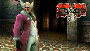 Tekken 3 - Heihachi by Hyde209