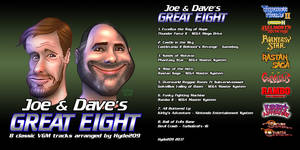 Joe and Dave's Great Eight