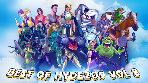 Best of Hyde209 Vol 8.