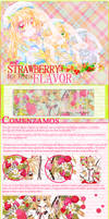 Strawberry flavor by IrisBennett