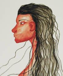 Profile Practice Pastels
